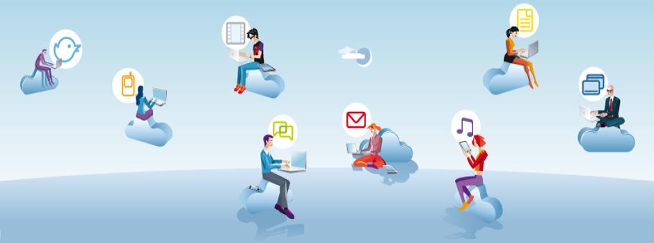 Servicios empresariales en la nube